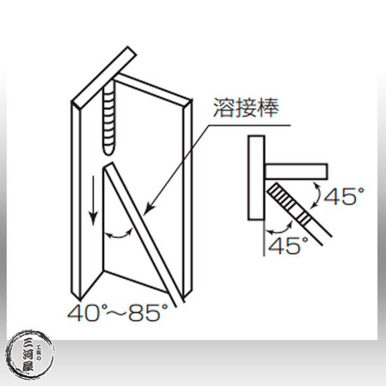 KOBELCO LB-26V(LB26V) 3.2mm×400mm 20kg/箱 神戸製鋼 被覆アーク溶接棒 低水素系、立向下進重視用
