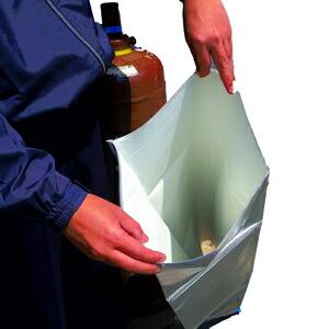 大中産業 ストロングサンアセチレンカバー(SA-AC)7kgアセチレン容器用ボンベカバー 反射材付 取付け1