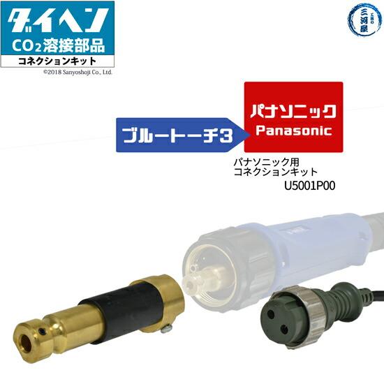 パナソニック用コネクションキットU5001P00