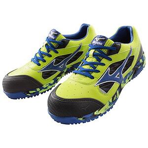 ミズノ/MIZUNO 安全靴 オールマイティ ALMIGHTY 紐タイプ C1GA160035