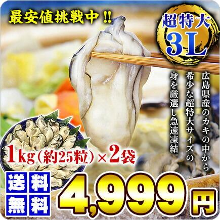 カキ2kg