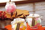 ■プチスイーツキャンドルのロングセラー 【こんぺいとう】 マンゴーの香り付