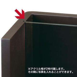 【メモリアルBOX M】 ブラウン
