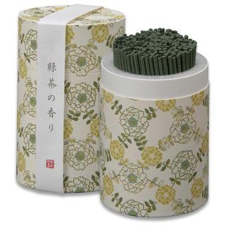 カメヤマ  ミニ寸線香 【和 遊】 (緑茶の香り)