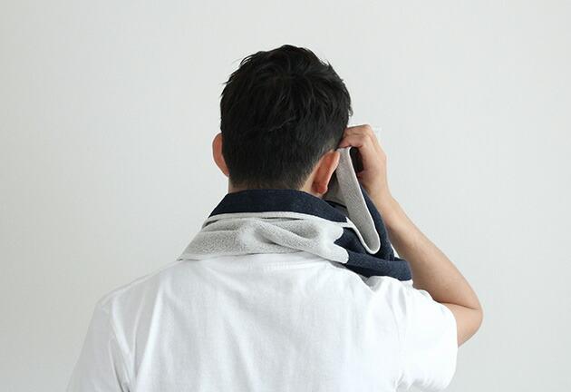 ニオイを分解する、機能系スポーツタオル(しっかりパイル)