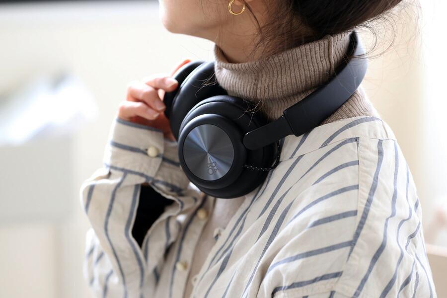 高音質のバングアンドオルフセンB&Oのbluetooth対応コードレス(ワイヤレス)ヘッドフォンH5北欧beoplay