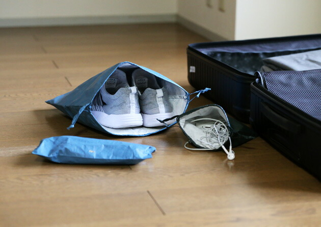 HAY Packing Essentials 旅に出かけるときは必ず