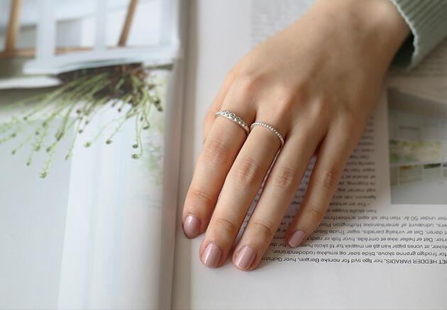 ENAMEL Delight Ring