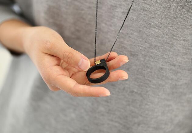 GRUNDLED Kasus Necklace