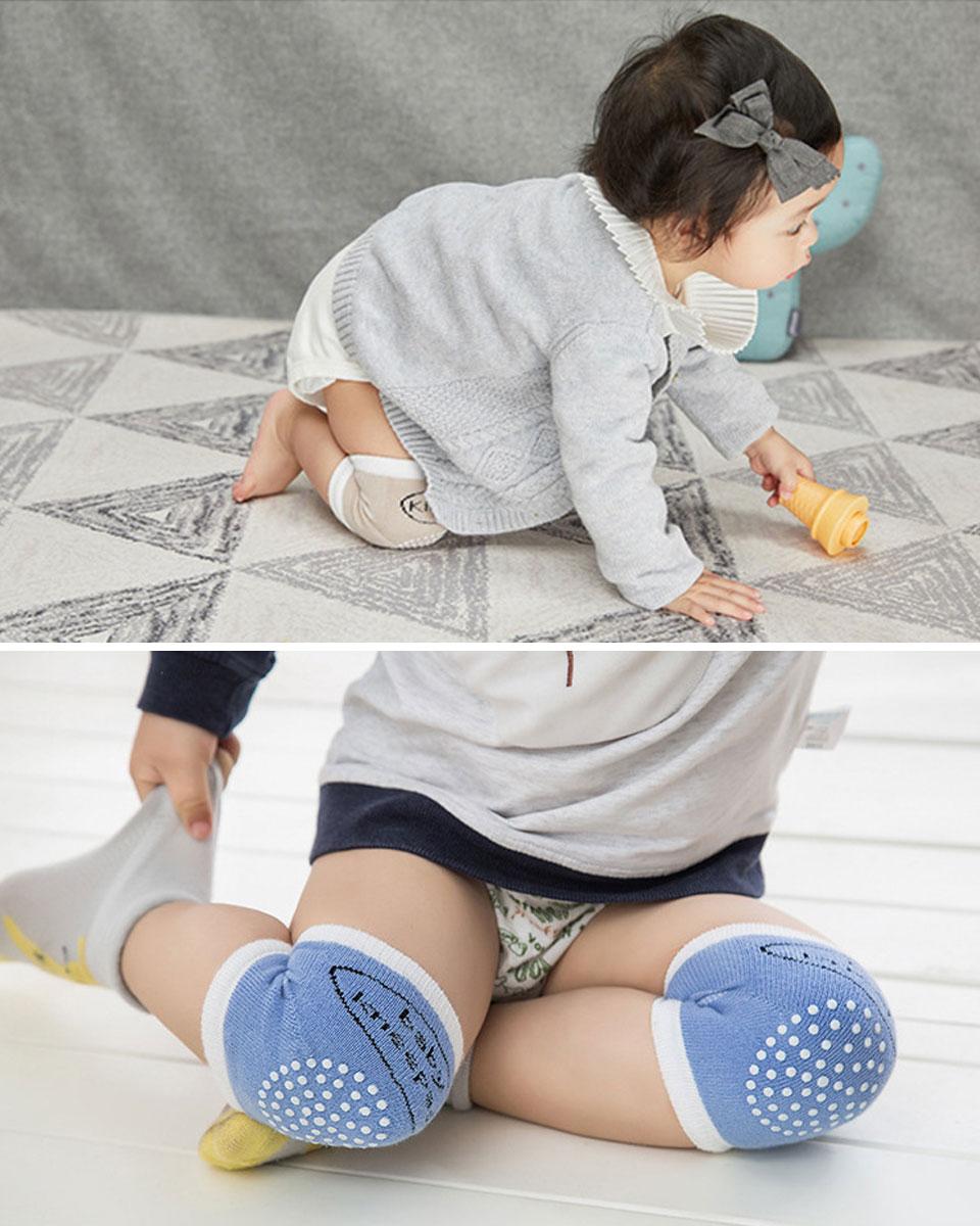 赤ちゃん 膝あて 膝当て ひざあて あかちゃん サポーター
