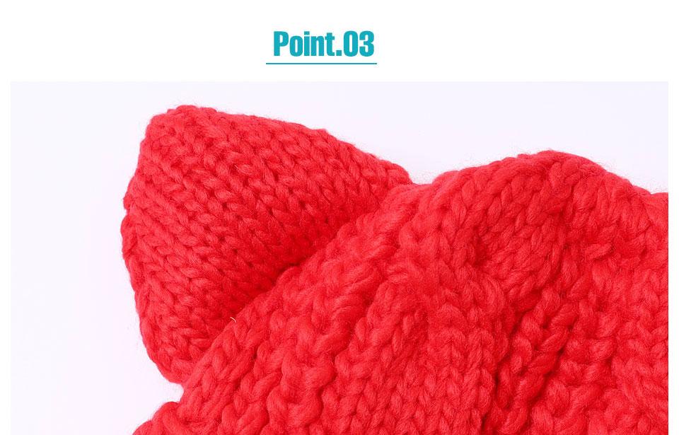 ニット帽 猫耳 帽子 ねこ耳 ニット ニット帽子 レディース ニットキャップ メンズ