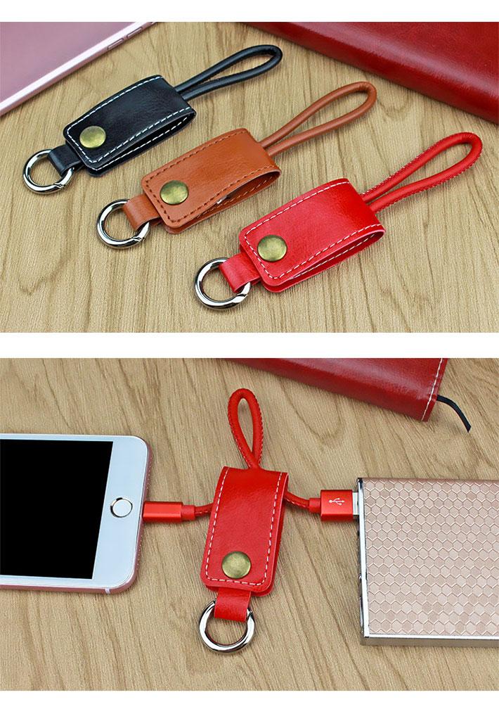 iPhone 充電ケーブル micro-USB