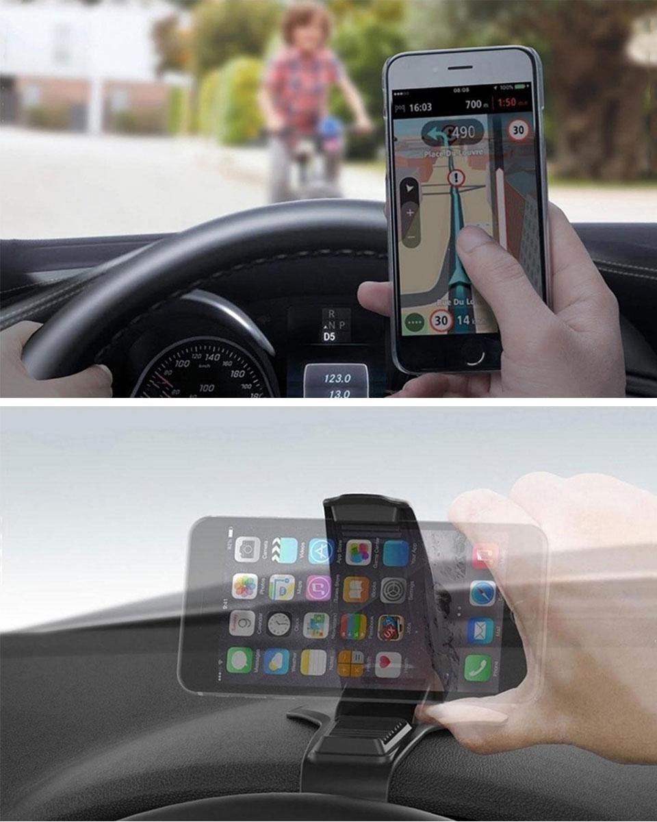 車載ホルダー スマホ iPhone スマホホルダー レバー式吸盤