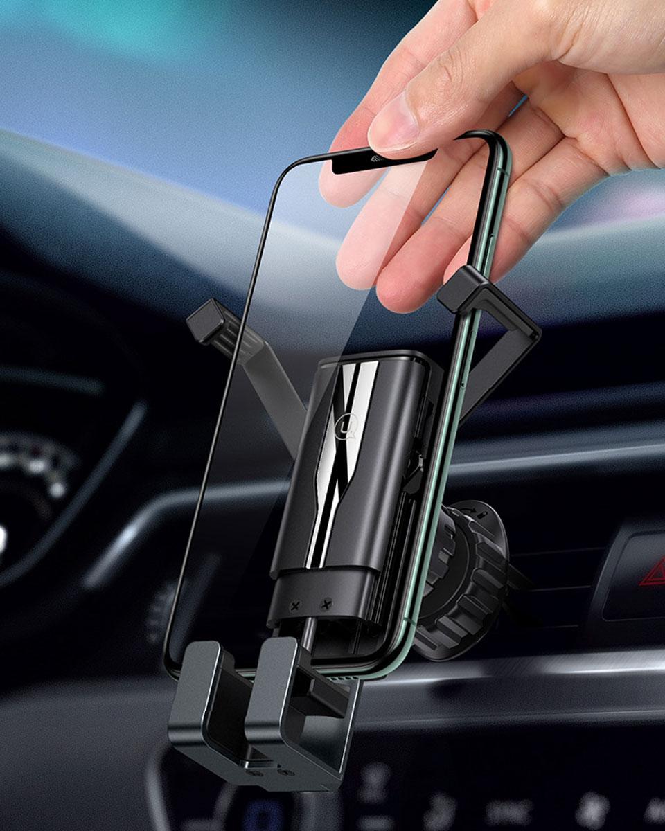 スマホ 車載ホルダー エアコン吹き出し口 携帯ホルダー 車載スタンド スマホスタンド スマホホルダー