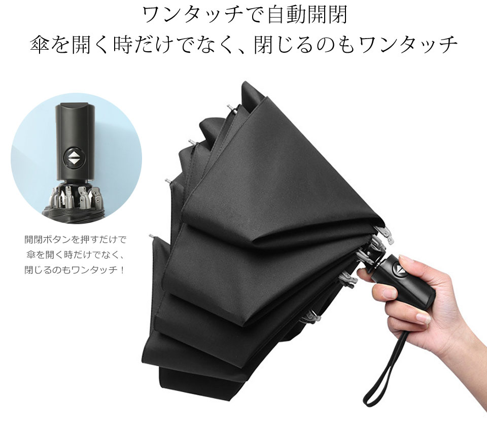折りたたみ傘 日傘 晴雨兼用 レディース 大きい 丈夫
