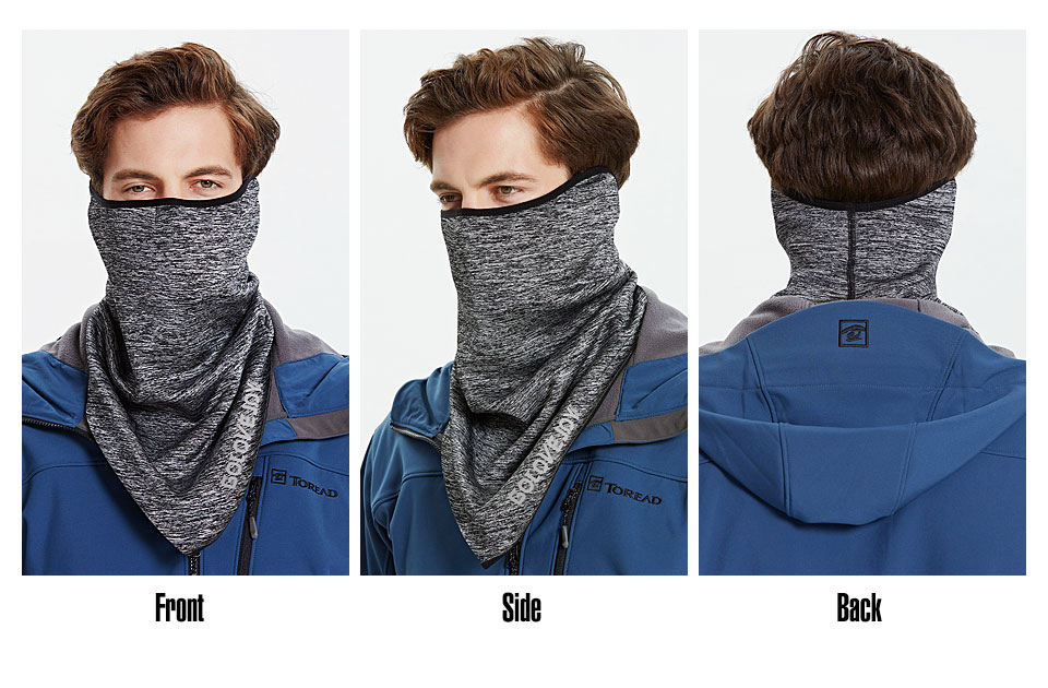 フェイスマスク 防寒