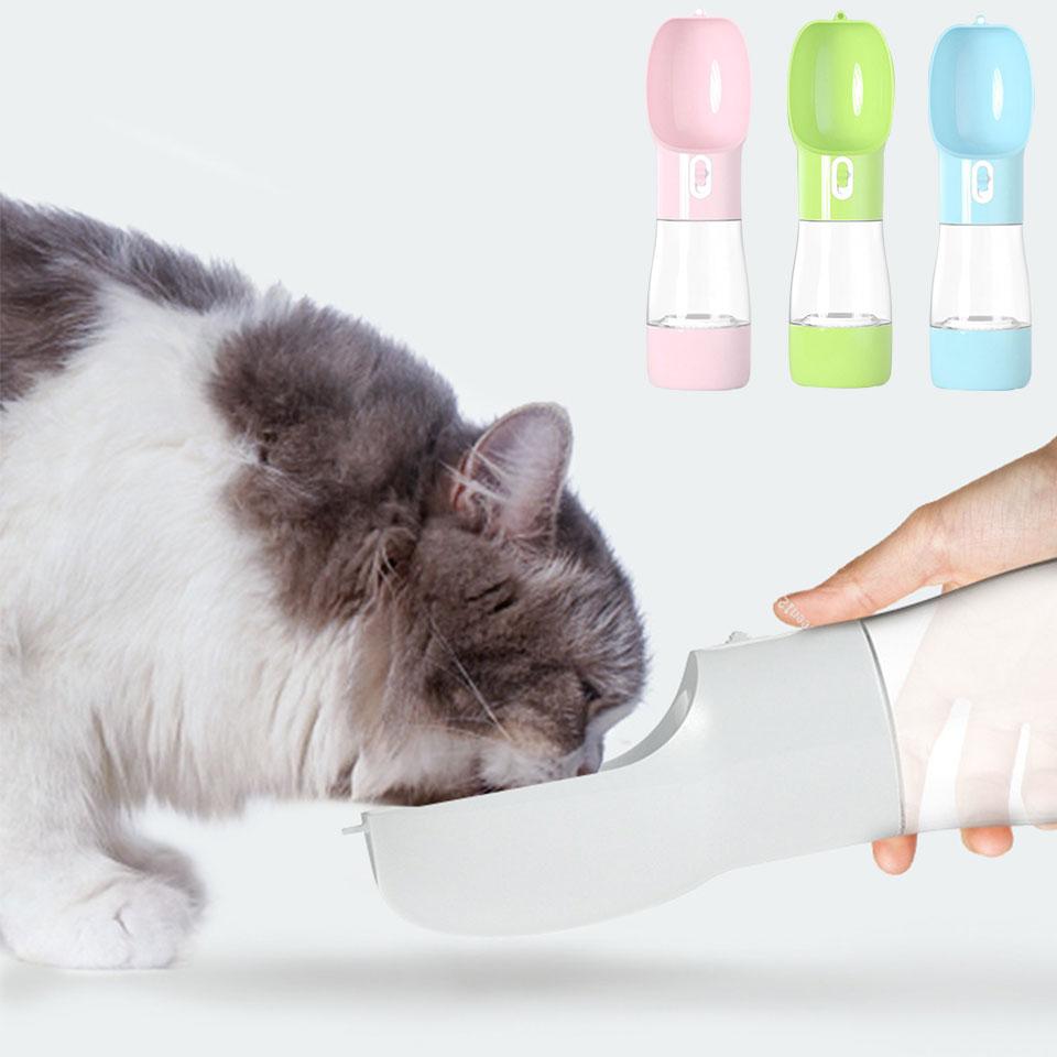 ペット 用 携帯 水飲み 犬 散歩 給水ボトル ペット給水器 ウォーターボトル