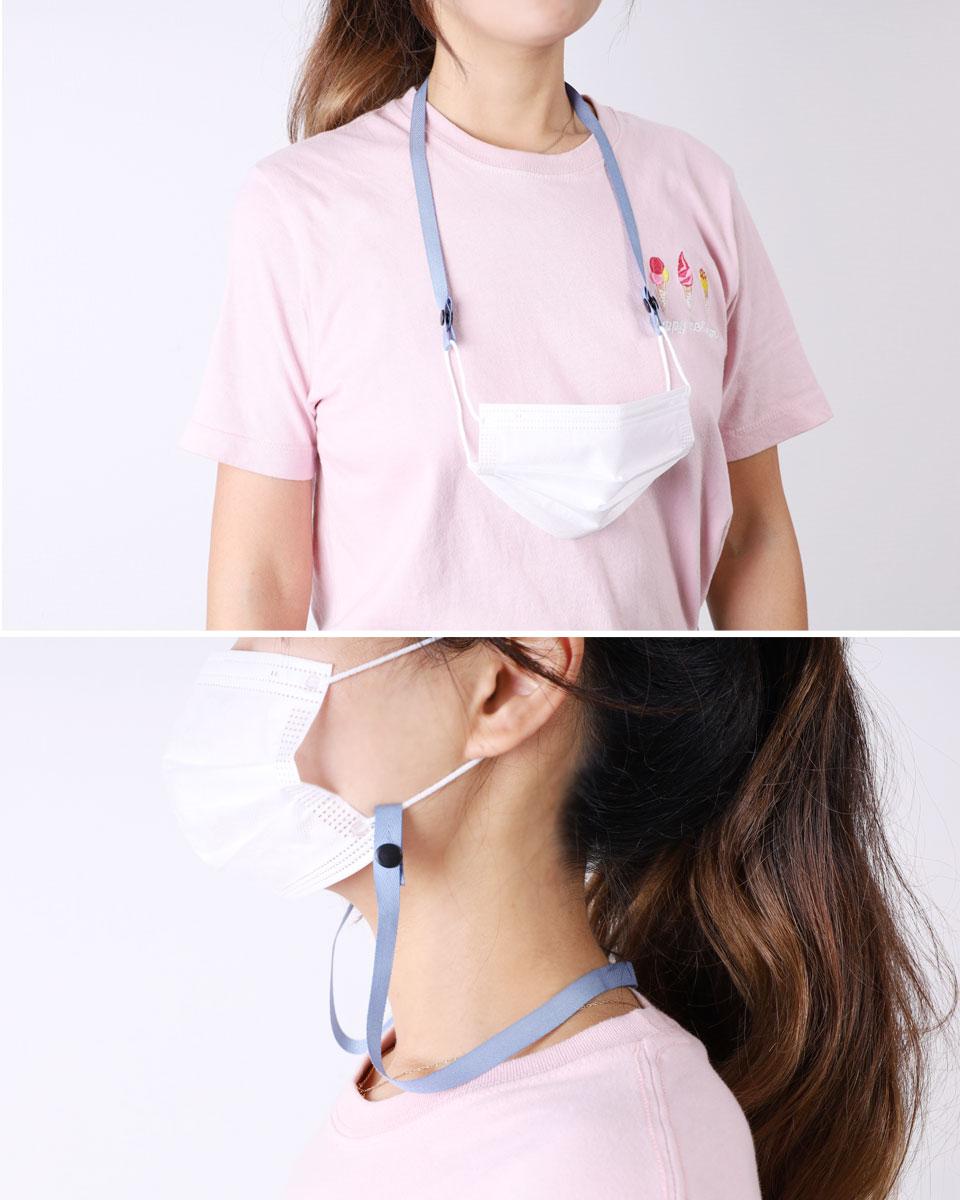 マスク ストラップ マスク 首掛け 紛失防止 マスクバンド