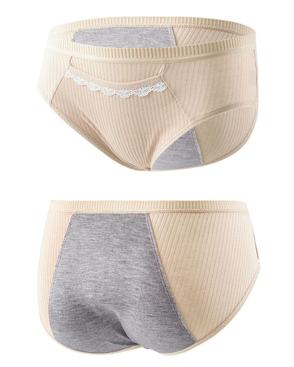 サニタリーショーツ 綿 かわいい 生理用ショーツ 防水 生理 ショーツ 生理用下着 生理用パンツ