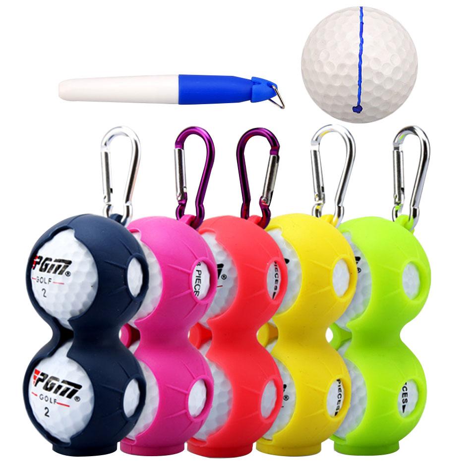 ゴルフボールケース ゴルフボールホルダー ゴルフボール ゴルフ ゴルフ用品