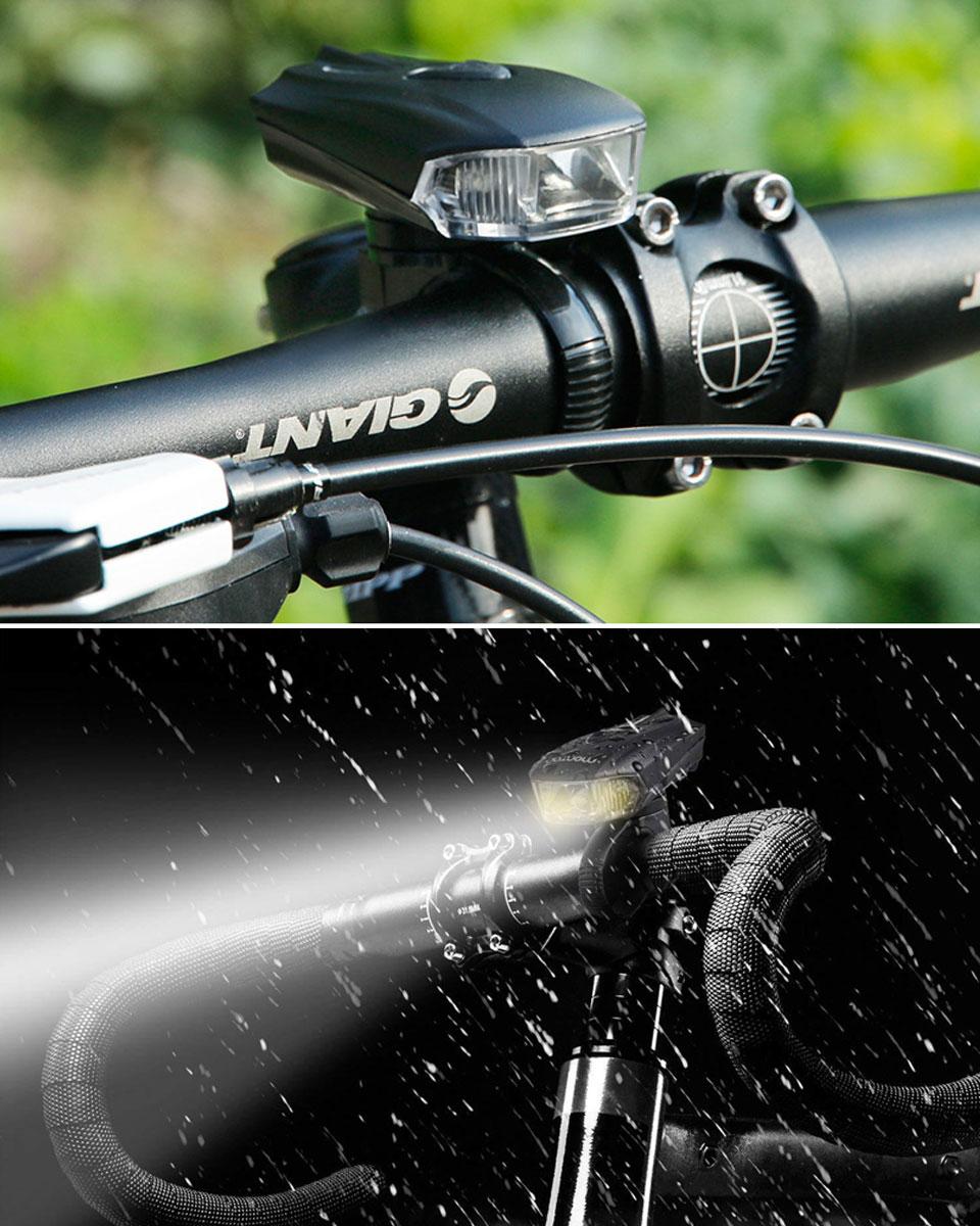 自転車 ライト LED 防水 自転車ライト