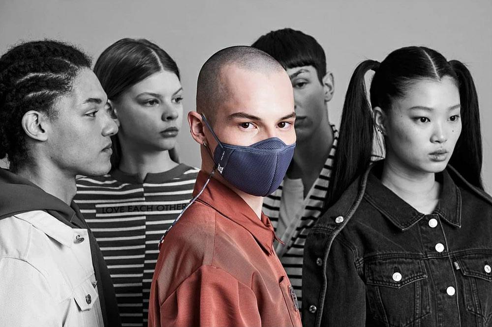 TinyTANxBREATH SLIVER BTS スポーツプロマスク BTSマスク 韓国マスク