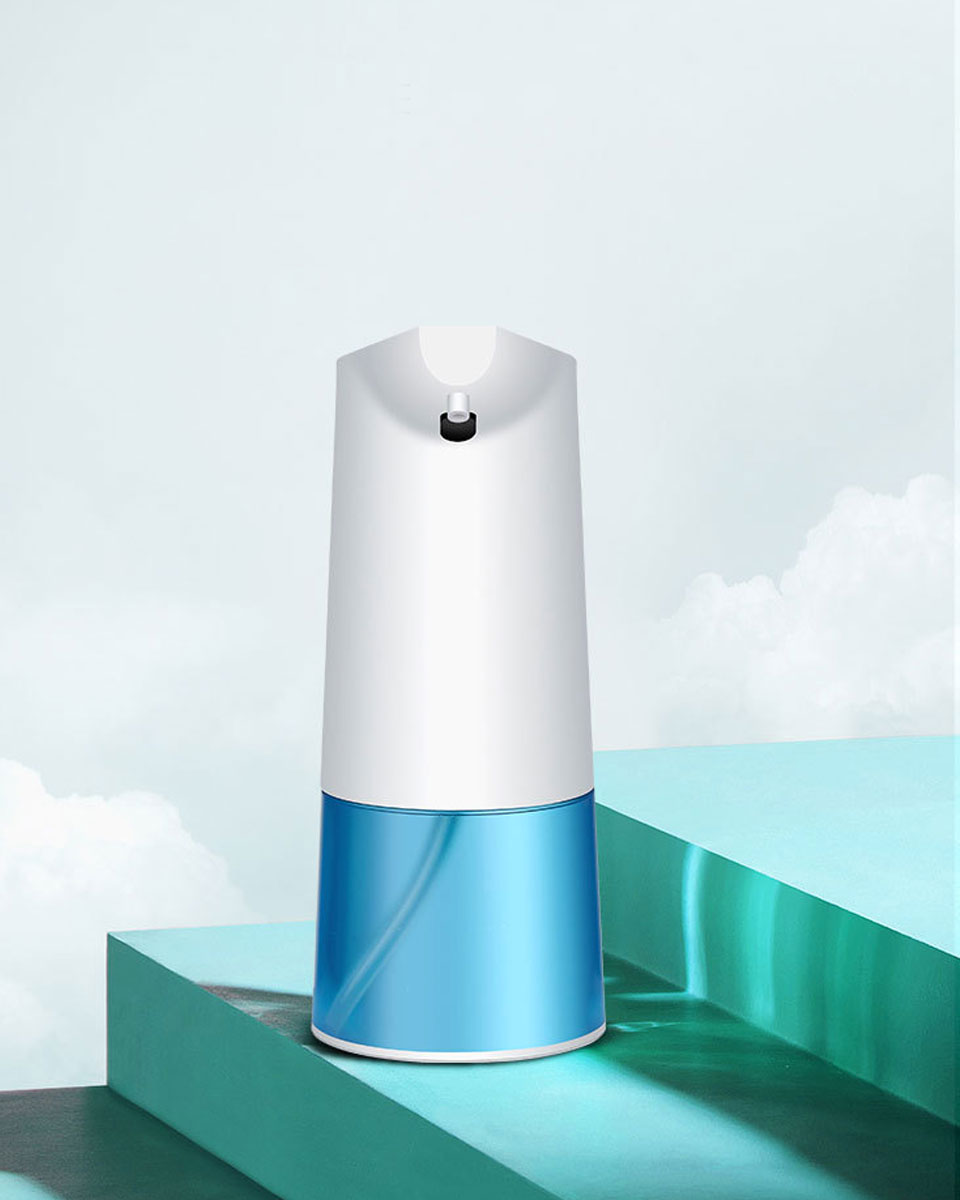 ソープディスペンサー 自動 泡 おしゃれ 非接触 ノータッチ ハンドソープ ディスペンサー 自動 泡 ソープボトル オートディスペンサー ディスペンサーボトル