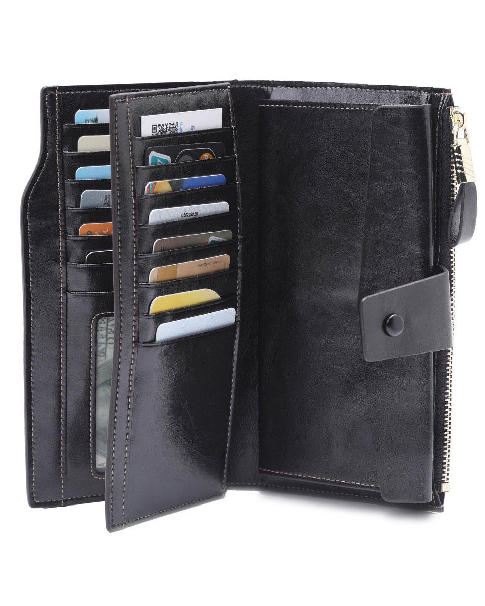財布 レディース 長財布 本革 rfid スキミング防止 小銭入れ カード入れ カードケース 大容量