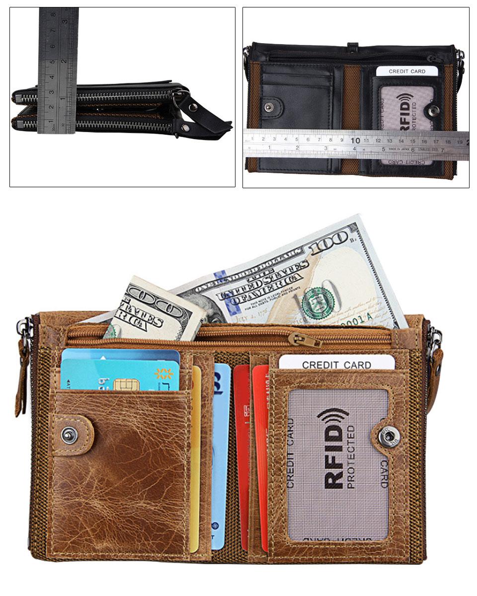 財布 メンズ 二つ折り 本革 rfid スキミング防止 二つ折り財布 ミニ財布 メンズ財布 小銭入れ カード入れ カードケース