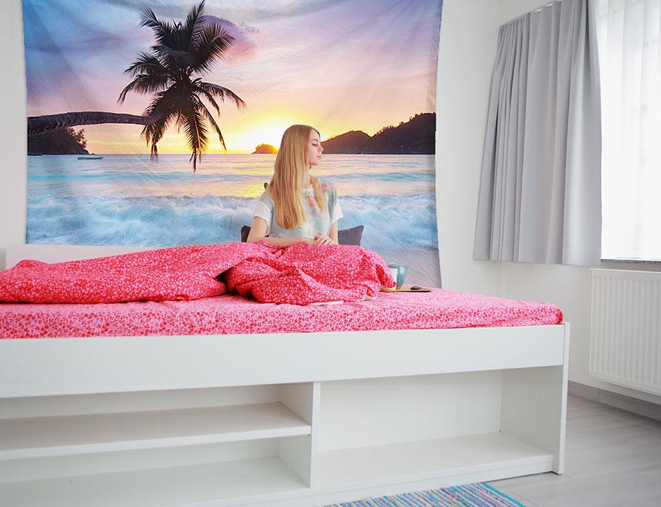 インテリア タペストリー 風景 大きい 壁掛け 大判タペストリー ファブリックポスター 装飾 インテリアタペストリー