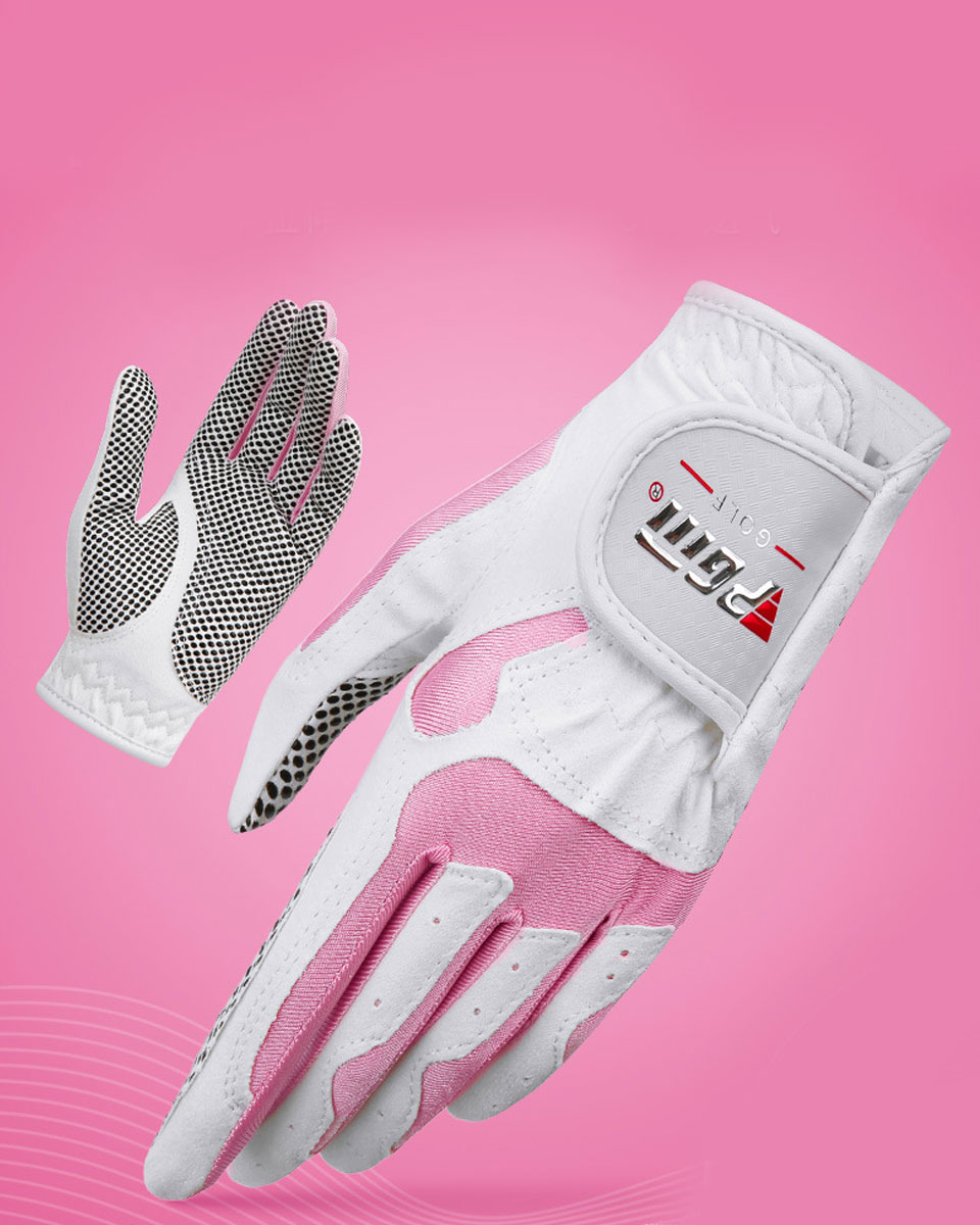 ゴルフグローブ レディース 両手用 ゴルフ手袋 両手 レディース 両手用ゴルフグローブ ゴルフ用品 ゴルフ練習