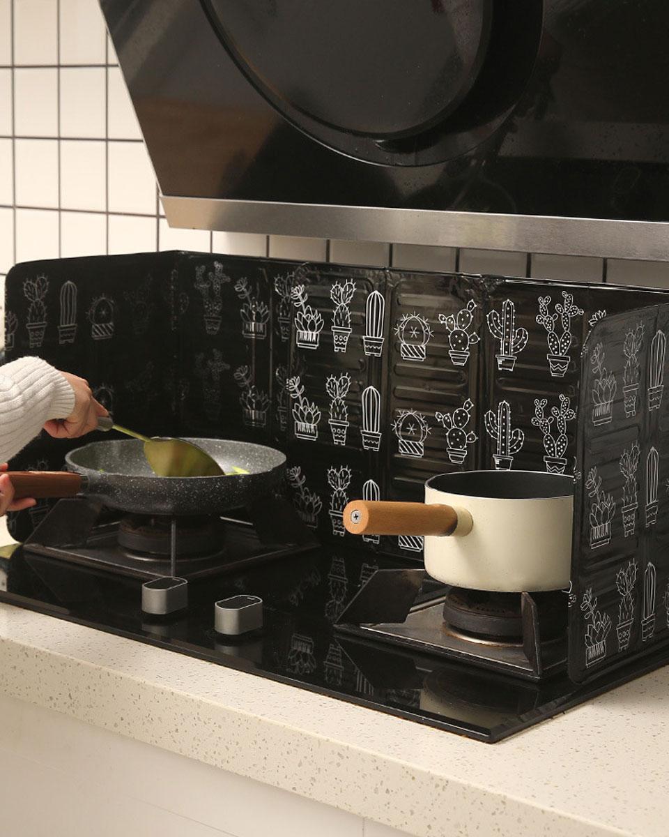 レンジガード 使うときだけ ガスコンロ ガードプレート おしゃれ コンロガード キッチン用品