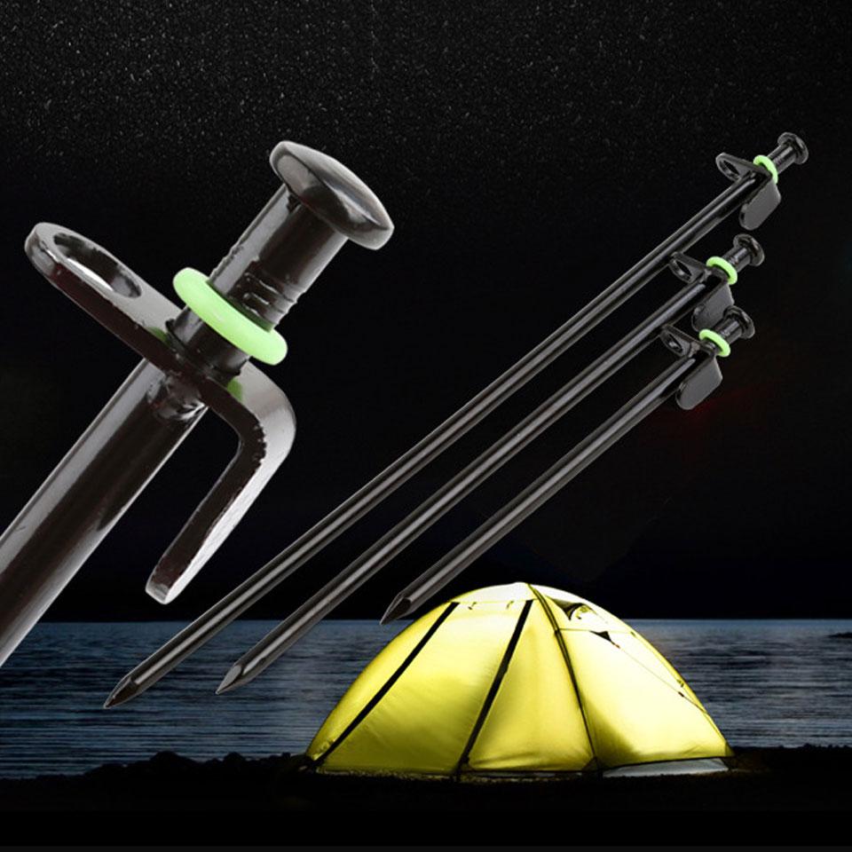 ペグリング 蓄光 ペグ リング キャンプ 転倒防止 引っ掛け防止 蓄光リング アウトドア用品 キャンプ用品