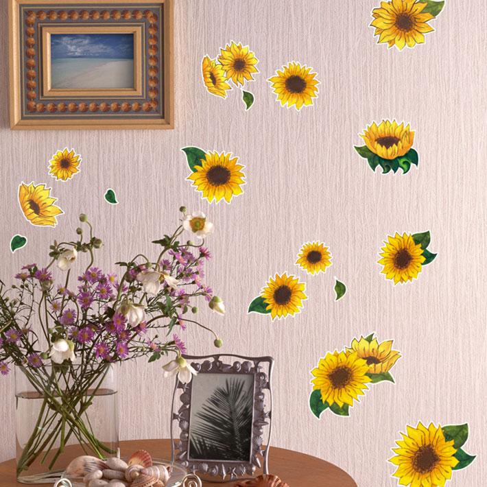 ウォールステッカー 蓄光 きれい 子供部屋 リビング インテリア シール のり付き おしゃれ 壁紙シール