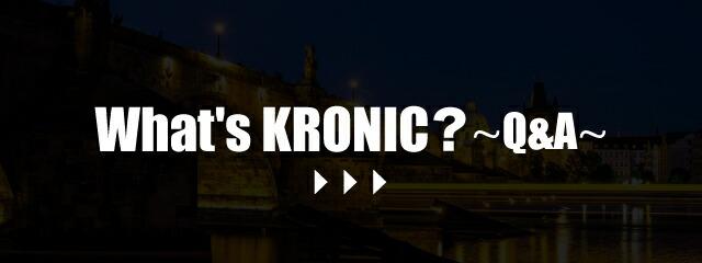 WhatsKronic?
