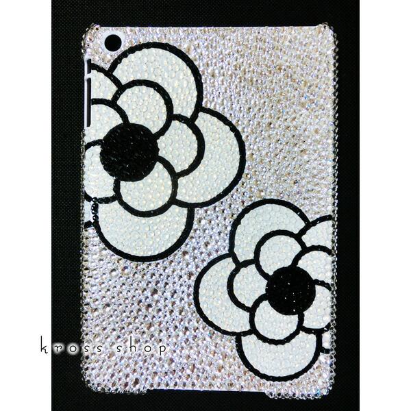 iPadスワロフスキーケースカバー