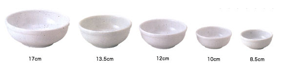 ギャラクシーミルクボール8.5〜17cmサイズ一覧