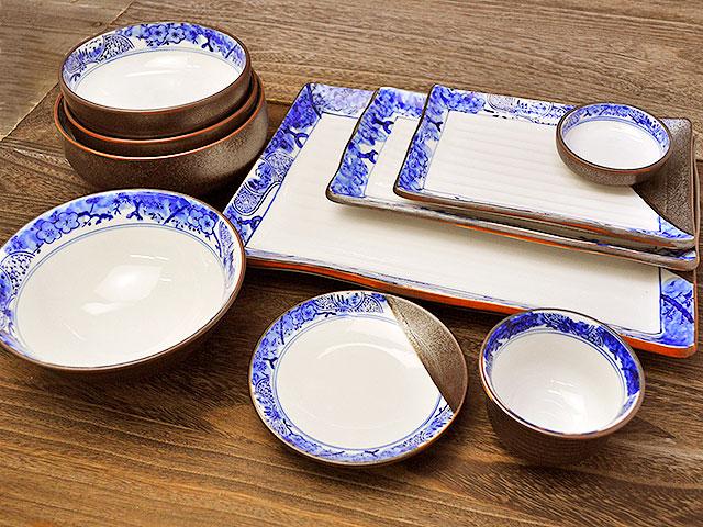 茶サビ食器シリーズ