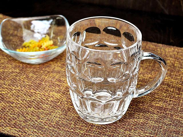 ガラス食器 ブリタニア ジョッキ 20oz