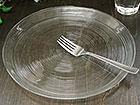 ガラス食器イマージュ「プレート」