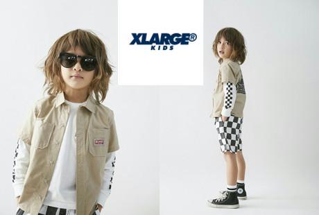 XLARGE KIDS(エクストララージキッズ)