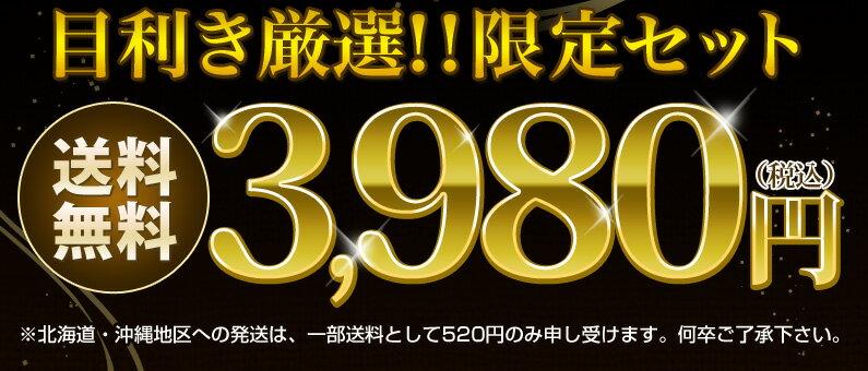 限定3,980円