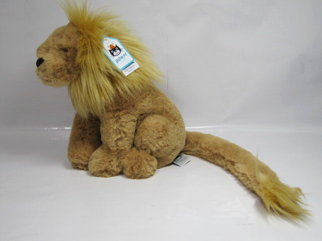 """Jellycat(ジェリーキャット)Leonardo Lion M""""width="""