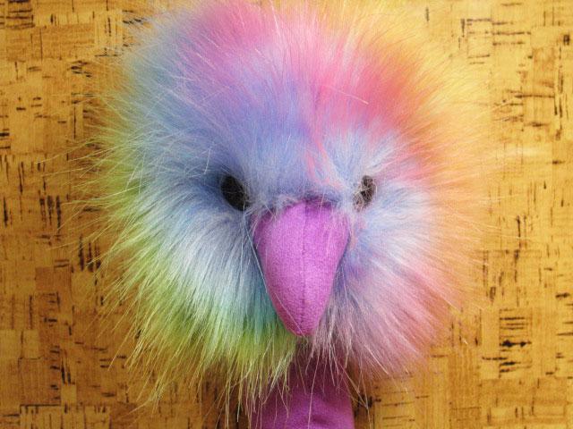 Jellycat(ジェリーキャット)Rainbow Pompom