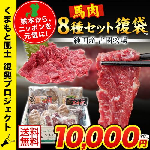馬肉8種セット