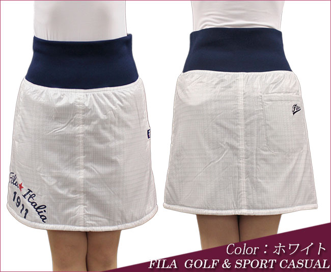 FILA GOLF フィラゴルフ レディース スカート