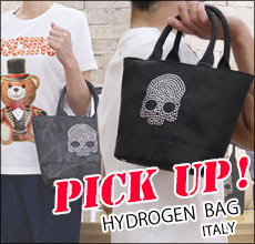 PICK UP BAG HYDROGEN ハイドロゲン トートバッグ