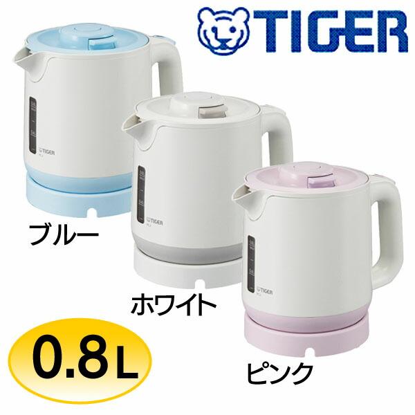 タイガー 蒸気レス電気ケトルPCJ-A080A