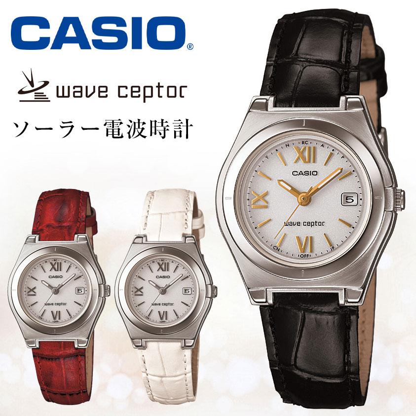 カシオ電波ソーラー腕時計ウェーブセプターLWQ-10LJ【カタログ掲載1710】【新聞掲載】