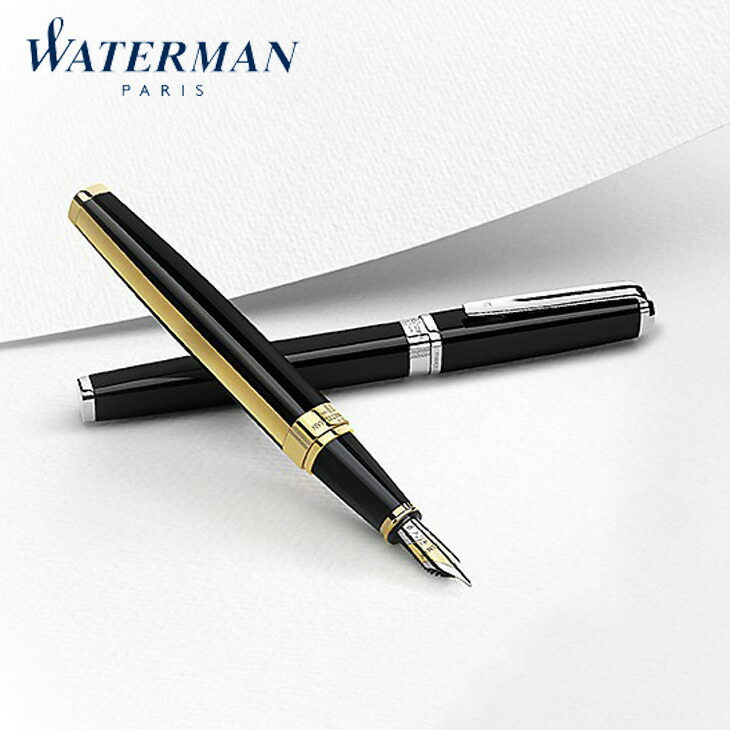 Waterman-excepti on-idealblackgt1